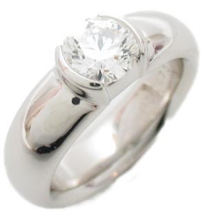 ティファニー (TIFFANY&CO) ドッツリング 指輪