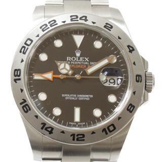 ロレックス (ROLEX) エクスプローラーⅡ ウォッチ 腕時計 216570