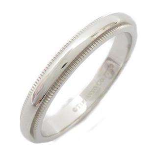ティファニー (TIFFANY&CO) ミルグレインリング 指輪