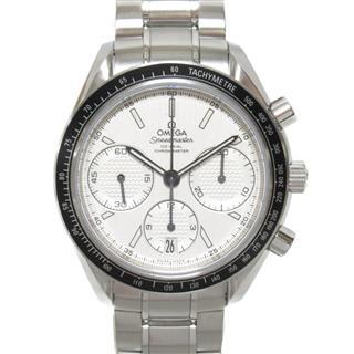 オメガ (OMEGA) スピードマスターレーシングコーアクシャル ウォッチ 腕時計 32630405002001