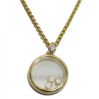ショパール (Chopard) ハッピーダイヤモンド ネックレス