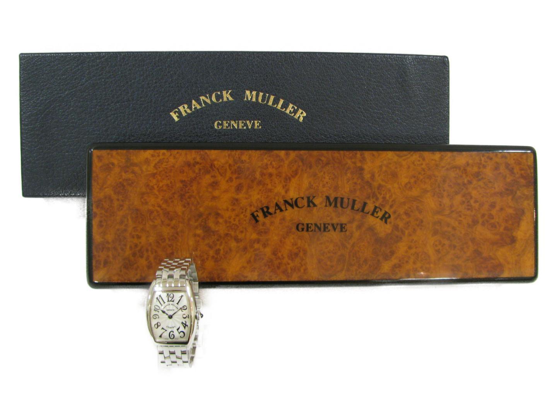 FRANCK MULLER 時計 1752QZ トノーカーベックス SS 腕時計/人気/おすすめ