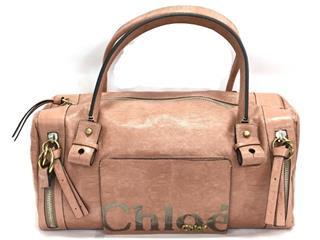 クロエ (Chloe) ボストンバッグ 8AS529-157-129