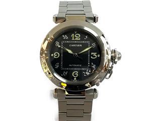 カルティエ (Cartier) パシャC メンズ腕時計 W31043M7
