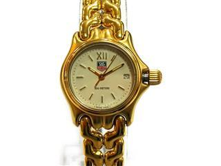 タグ・ホイヤー (TAG HEUER) レディース クォーツ時計 SO4.708M