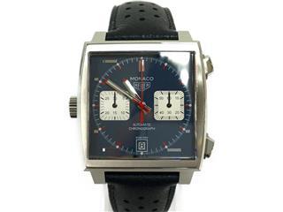 タグ・ホイヤー (TAG HEUER) モナコクロノグラフ メンズ腕時計 CAW211P.FC6356