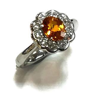 ジュエリー (JEWELRY) イエローサファイア リング 指輪