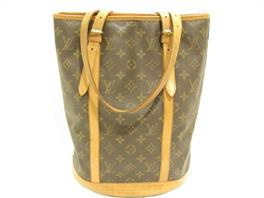 LOUIS VUITTON(ルイヴィトン ルイヴィトン バケット27 トートバッグ M42236