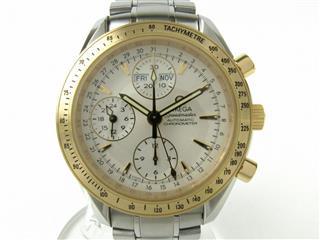 オメガ (OMEGA) スピードマスタートリプルカレンダー 腕時計 ウォッチ 323.21.40