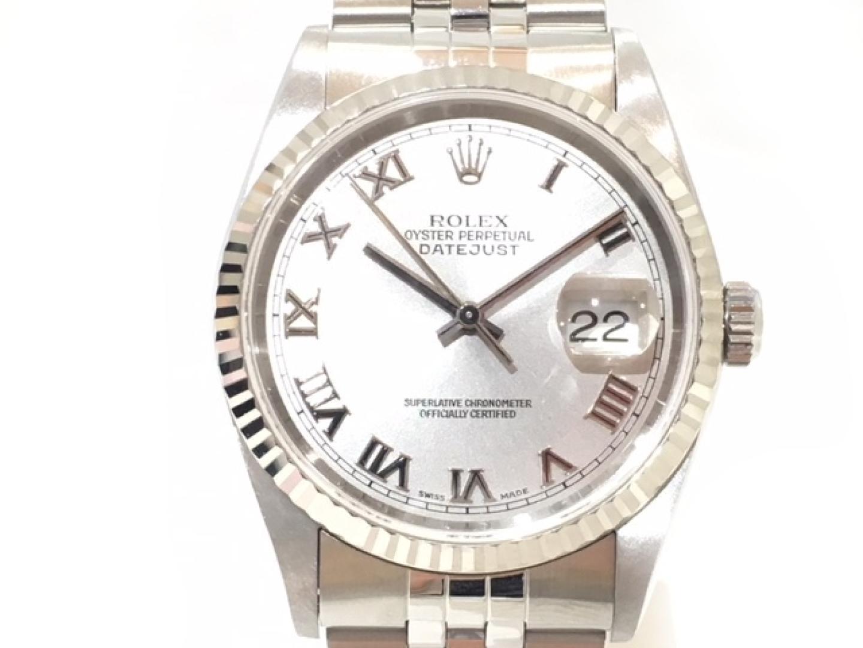 デイトジャスト K番 腕時計/ボーイズ