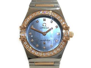 オメガ (OMEGA) コンステレーション ミニ マイチョイス 腕時計 ウォッチ 1377.77