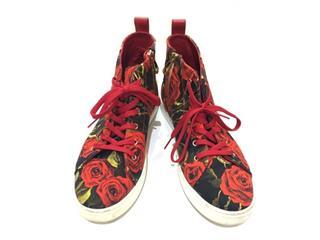 ドルチェ&ガッバーナ (Dolce & Gabbana) ハイカットスニーカー 靴