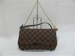 LOUIS VUITTON(ルイヴィトン ルイヴィトン フェイボリットMM N41129