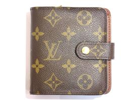 LOUIS VUITTON(ルイヴィトン ルイヴィトン コンパクト・ジップ 財布 M61667