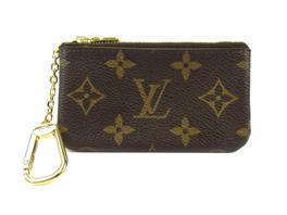 LOUIS VUITTON(ルイヴィトン ポシェット・クレ キーケース 小銭入れ コインケース