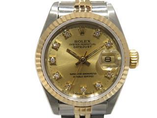 ロレックス (ROLEX) デイトジャスト ウォッチ 腕時計 69173G