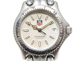 タグ・ホイヤー (TAG HEUER) プロフェッショナル200m 腕時計 ウォッチ S99.013