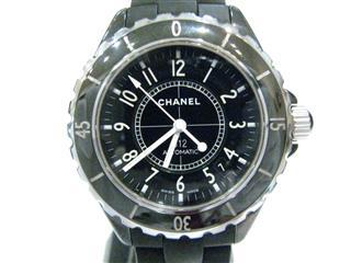 シャネル (CHANEL) J12 腕時計 ウォッチ メンズ H0684