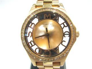 マーク バイ マークジェイコブス (MARC BY MARC JACOBS) ヘンリー スケルトン ウォッチ 腕時計 MBM3339