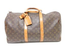 LOUIS VUITTON(ルイヴィトン ルイヴィトン キーポル50 M41422