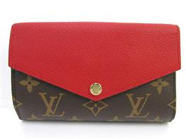 LOUIS VUITTON(ルイヴィトン ルイヴィトン ポルトフォイユ・パラス コンパクト M60140