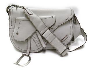 クリスチャン・ディオール (Dior) サドルショルダーバッグ