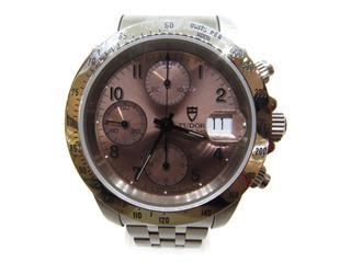 チュードル (TUDOR) クロノタイム 腕時計 ウォッチ 79280