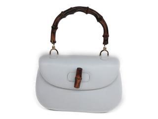 グッチ (GUCCI) バンブーハンドバッグ