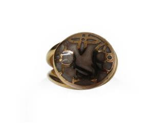 ルイヴィトン (LOUIS VUITTON) リング 指輪