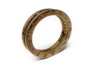 ブルガリ (BVLGARI) B-zero1 リング XSサイズ 指輪