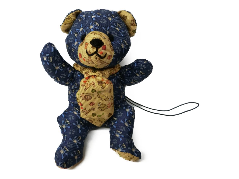 携帯ストラップ キーホルダー/くま 熊 ベア 携帯ストラップ