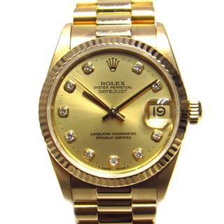 ロレックス (ROLEX) デイトジャスト 時計 ウォッチ 68278G