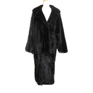イブ・サンローラン (YVES SAINT LAURENT) 毛皮コート