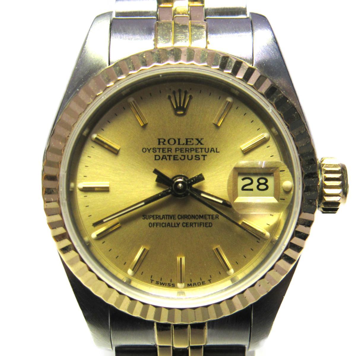デイトジャスト 旧J 腕時計/レディース/SALE/おすすめ