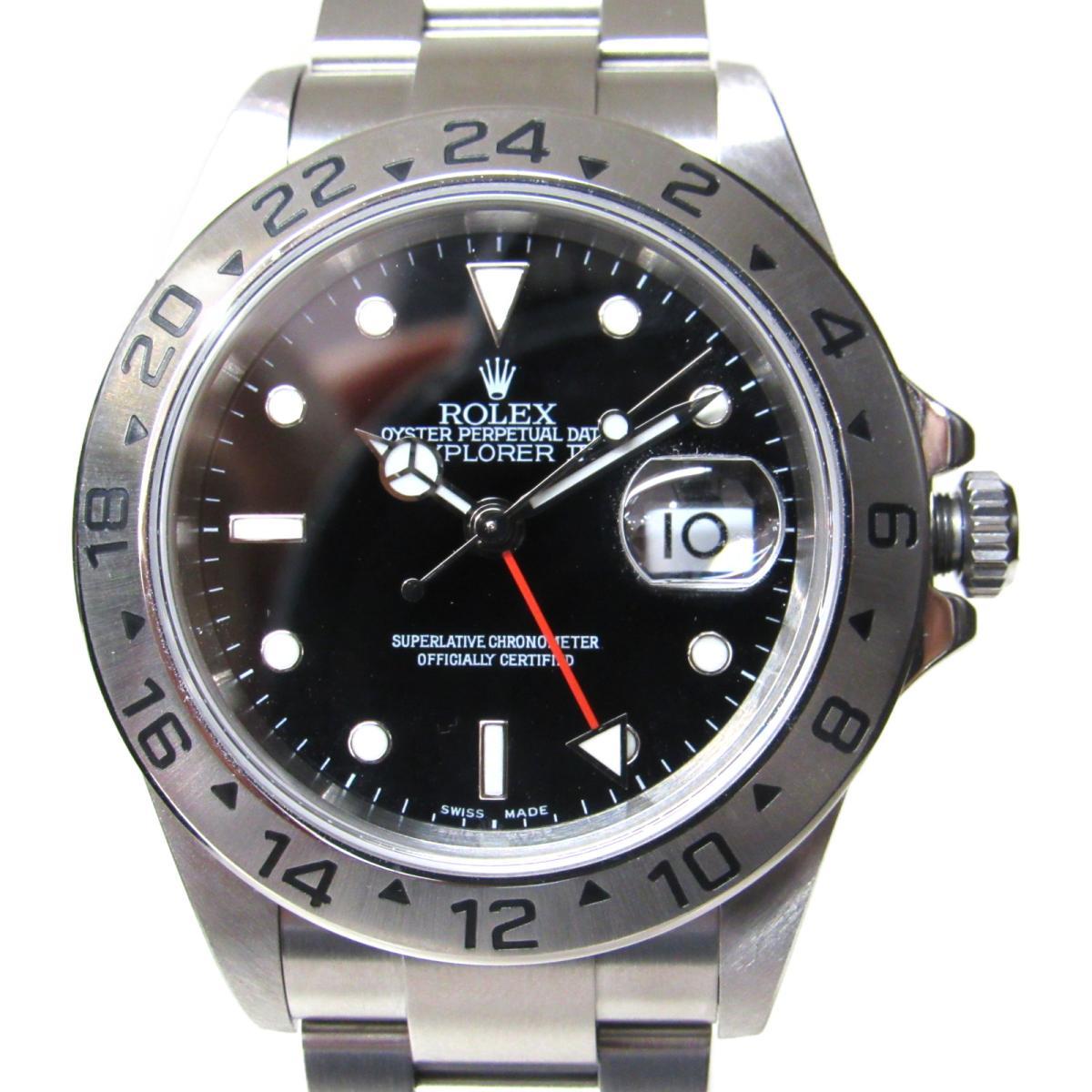 エクスプローラー2 ウォッチ 腕時計