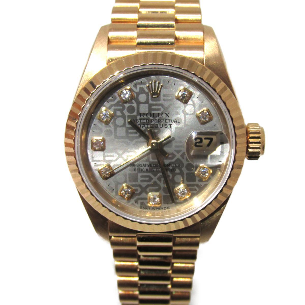ROLEX 時計 69178G デイトジャスト 腕時計/レディース/SALE/お買得品