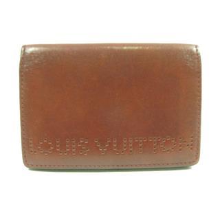 ルイヴィトン (LOUIS VUITTON) オーガナイザー・ドゥ ポッシュ カードケース M95528