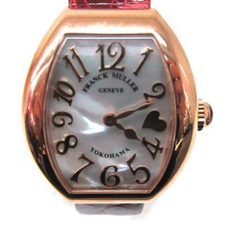 フランク・ミュラー (FRANCK MULLER) ハートトゥハート 腕時計 ウォッチ 5002SQZC3HYMOP