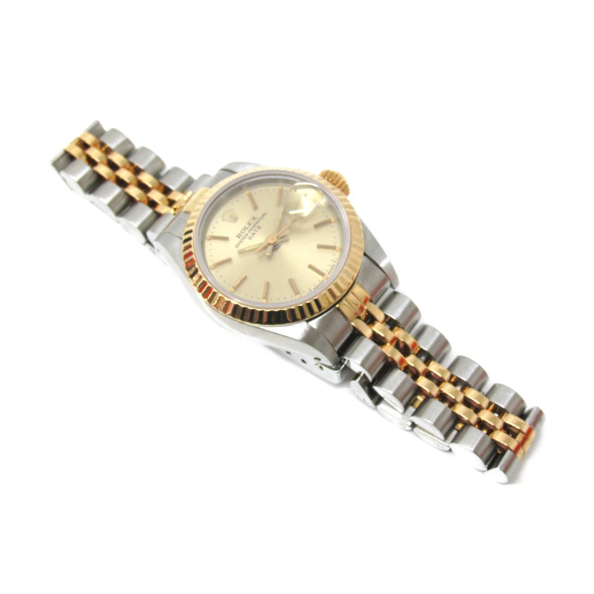 ROLEX 時計 69173 デイトジャスト 腕時計 /レディース
