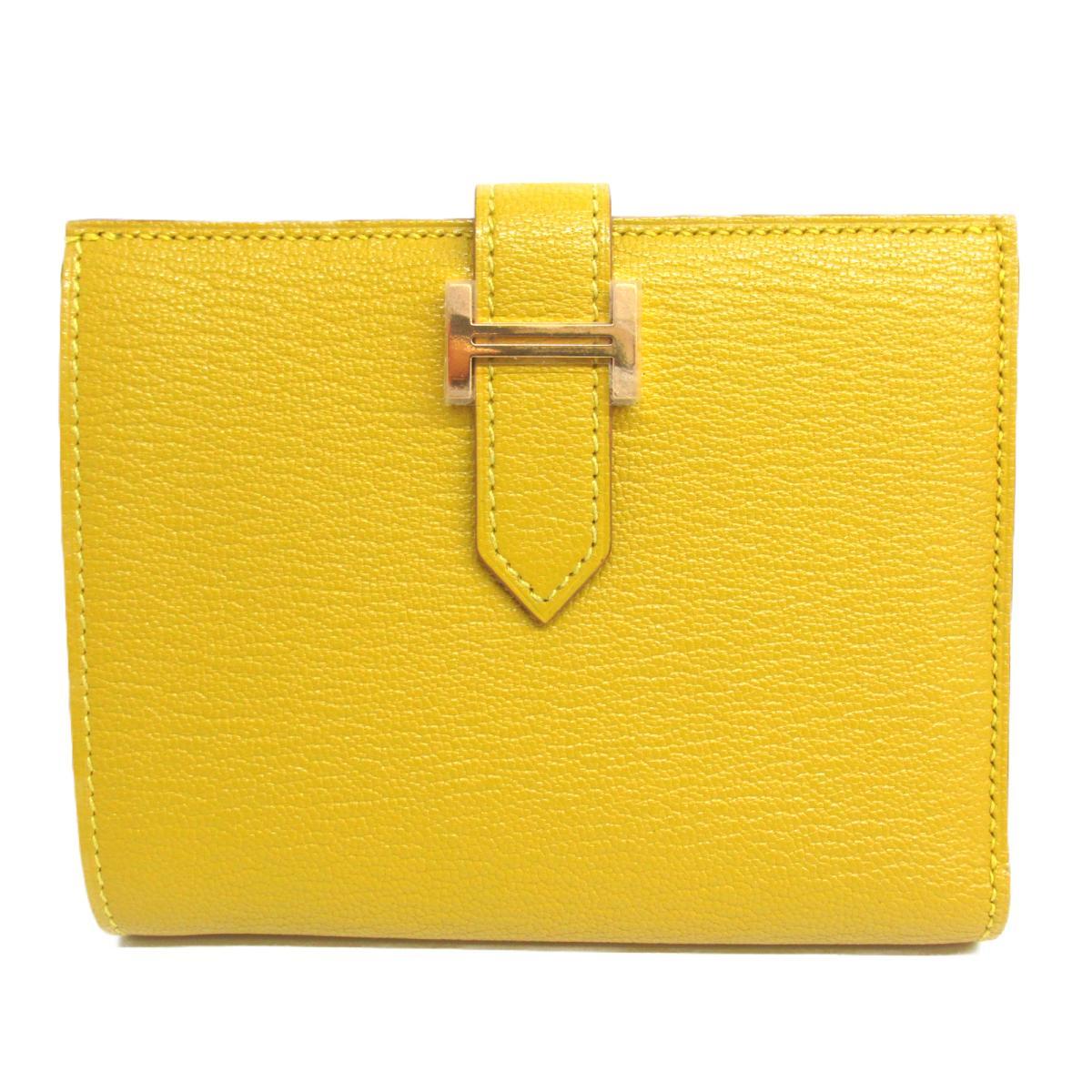 ベアンコンパクト・ヴェルソ 二つ折財布 財布