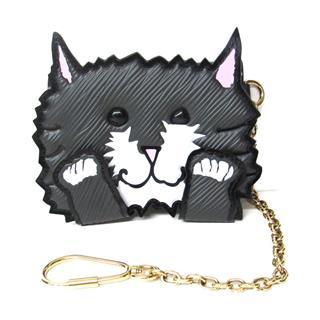 ルイヴィトン (LOUIS VUITTON) キャット・カードホルダー カードケース 猫 ネコ M63898