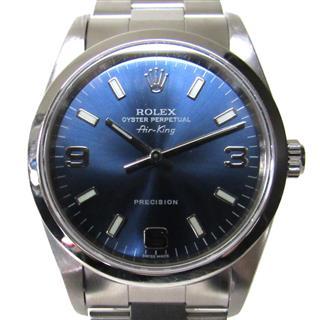 ロレックス (ROLEX) エアキング 腕時計 ウォッチ 14000M