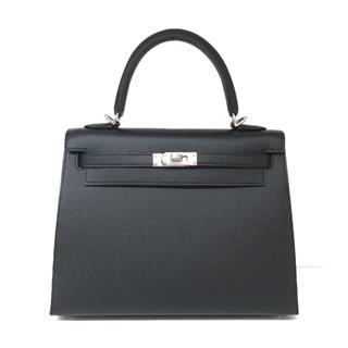 エルメス (HERMES) ケリー25 外縫い ハンドバッグ