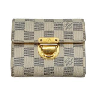 ルイヴィトン (LOUIS VUITTON) コアラ財布 三つ折財布 N60013