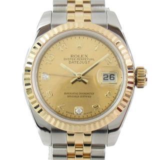 ロレックス (ROLEX) デイトジャスト 腕時計 ウォッチ 179173