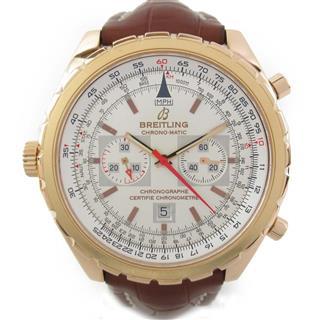 ブライトリング (BREITLING) ナビタイマークロノマティック ウォッチ 腕時計 H41360
