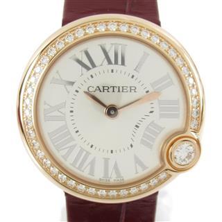 カルティエ (Cartier) バロン ブラン ドゥ カルティエ ウォッチ 腕時計 WJBL0005