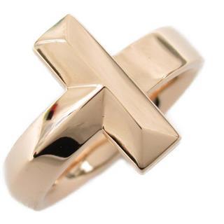 ティファニー (TIFFANY&CO) Tワン ワイドリング 指輪