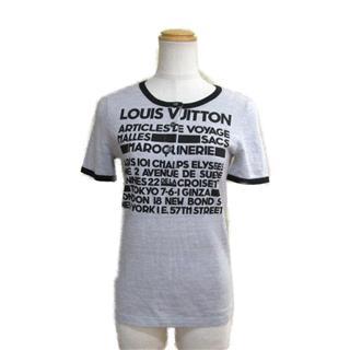 ルイヴィトン (LOUIS VUITTON) カットソー 半袖