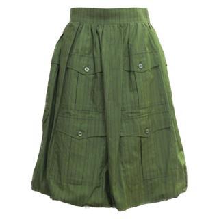 シャネル (CHANEL) スカート 08C P322255V13720
